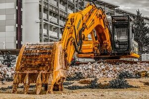 earth moving equipment finance